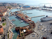 Livorno cruise port